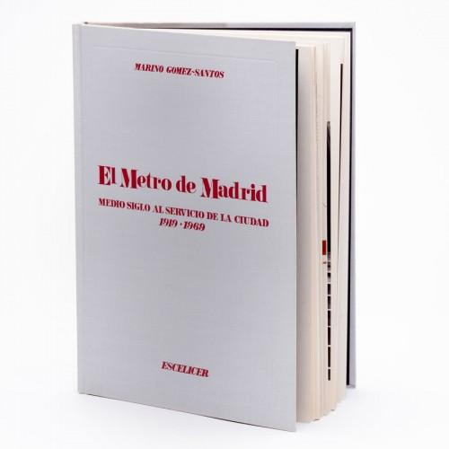 Libro Medio siglo al servicio de la ciudad 1919 - 1969